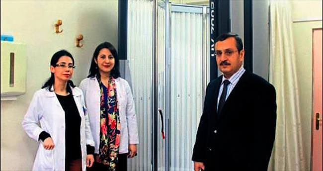 Sedef hastalarına özel poliklinik