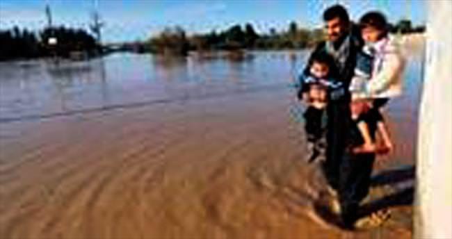 İsrail bu kez baraj sularıyla saldırdı!
