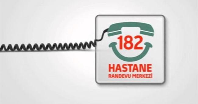 MHRS randevu alma linki ile ALO 182 ile MHRS randevu nasıl alınır detayları