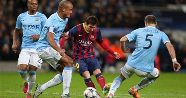 Manchester City - Barcelona maçı saat kaçta hangi kanalda?
