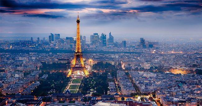 Paris'te İHA tedirginliği
