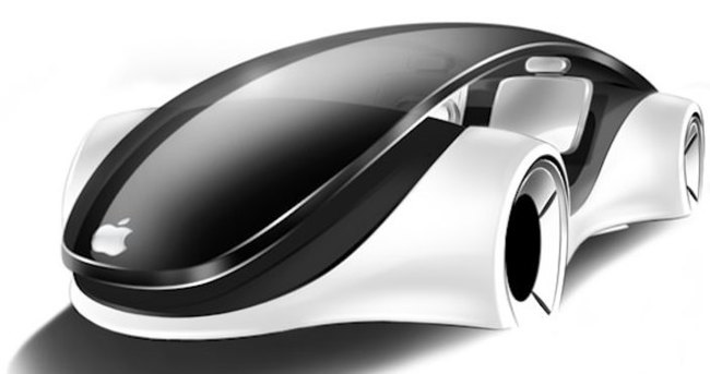 Apple, araba yapıyor!