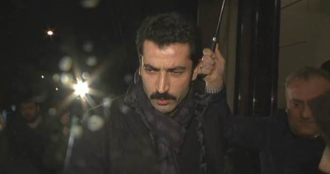 Kenan İmirzalıoğlu geldi Sinem Kobal kaçtı