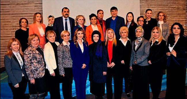 Kadın adayların gözdesi AK Parti