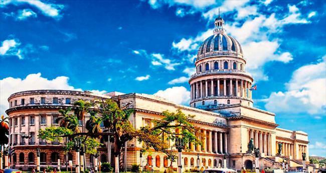 Zamanda yolculuk için Küba!