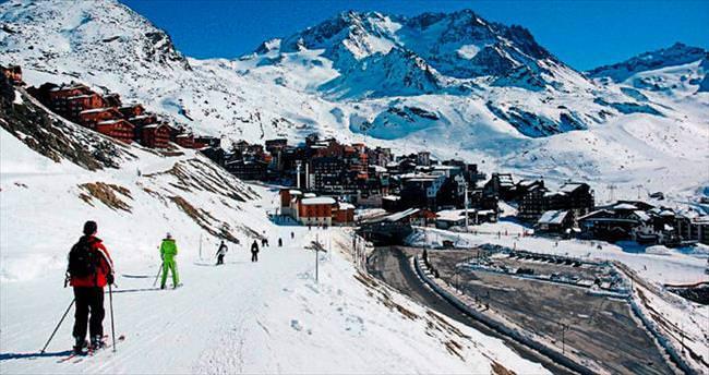 Val Thorens'de mayısa kadar kayak keyfi