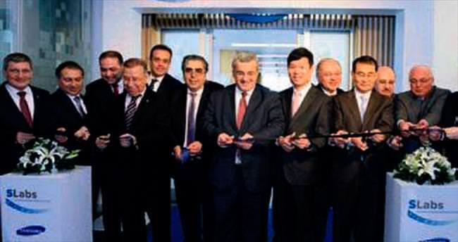 Samsung Türkiye'deki ilk Ar-Ge merkezini açıyor
