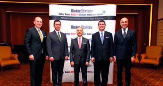 Otokoç'tan 3.9 milyar lira ciro