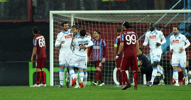 Napoli - Trabzonspor maçı ne zaman saat kaçta hangi kanalda?