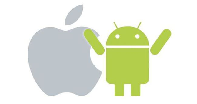 Android ve iOS'un piyasaya hakimiyeti