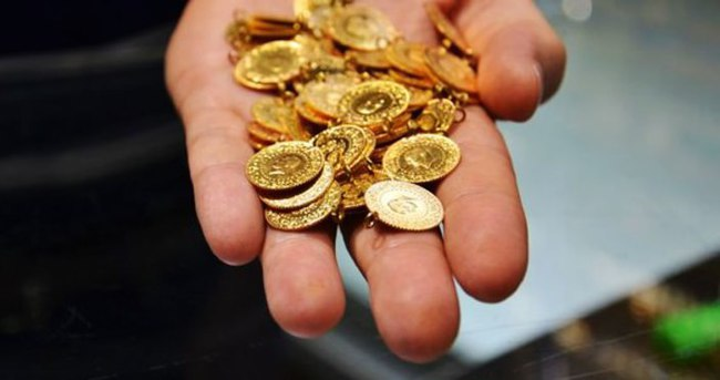 Yastık altında 3 bin 500 ton altın var
