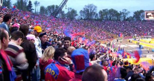 UEFA'dan Steaua Bükreş'e ceza