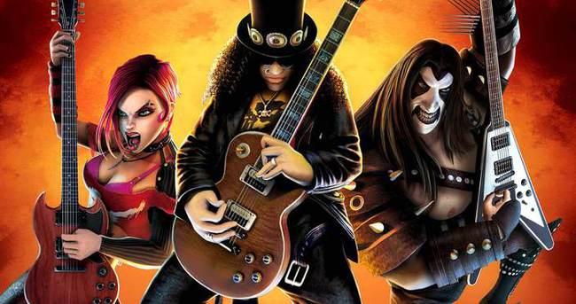 Guitar Hero geri dönüyor
