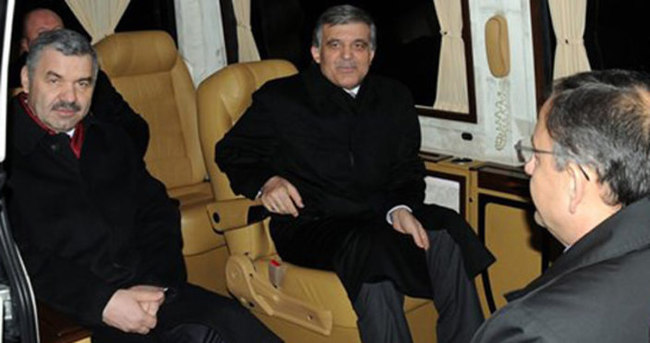 Gül'den Süleyman Şah operasyonu açıklaması