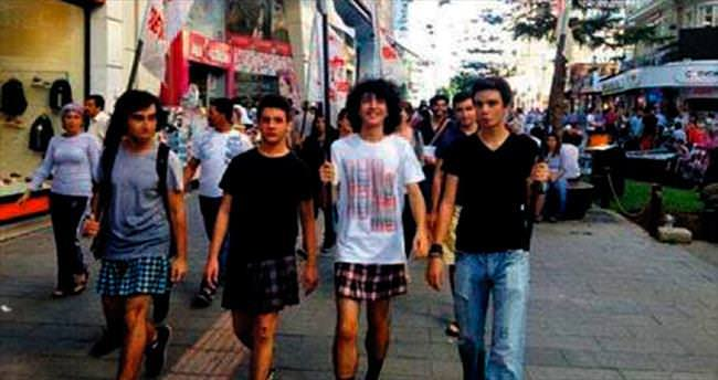 İzmir'de pazar günü etekli protesto var