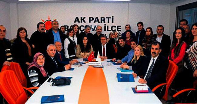 İzmir için hizmet vakti