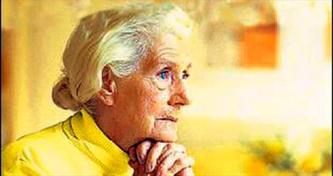 Alzheimer'a deri testiyle teşhis
