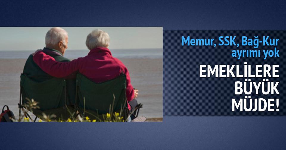 Emekliye ucuz tatil müjdesi