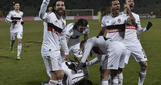 Beşiktaş'a prim dopingi