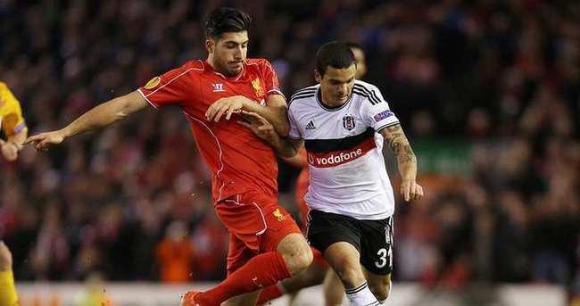 Beşiktaş-Liverpool özet ve golleri (GENİŞ-ÖZET)