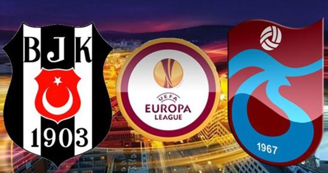 UEFA Avrupa Ligi canlı skor