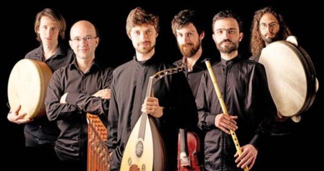 Avrupalı gruptan Osmanlı Müziği