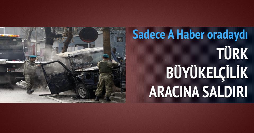 Kabil'de Türk askerine bombalı saldırı