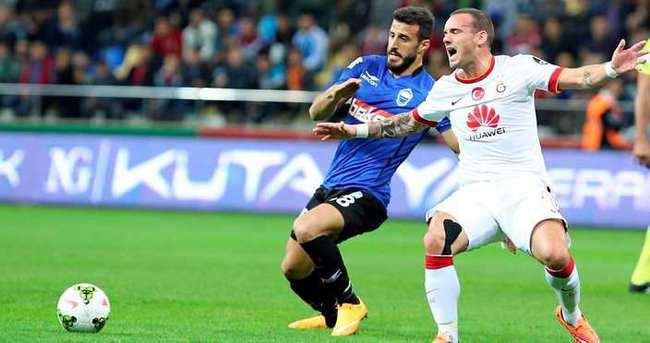 Galatasaray - Kayseri Erciyesspor 8. kez...