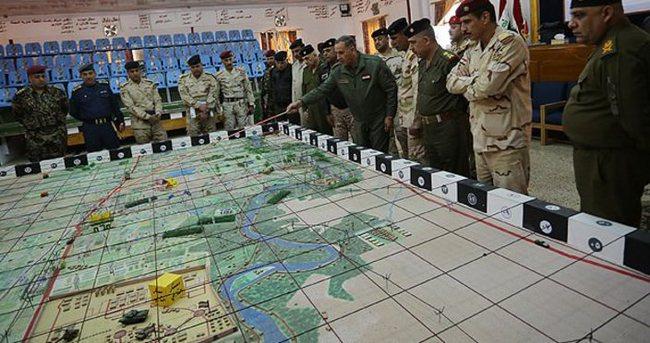 IŞİD'e karşı geniş çaplı operasyon