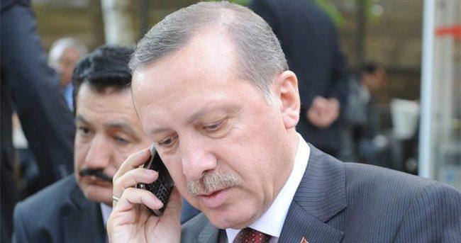Erdoğan Genelkurmay Başkanı'ndan bilgi aldı