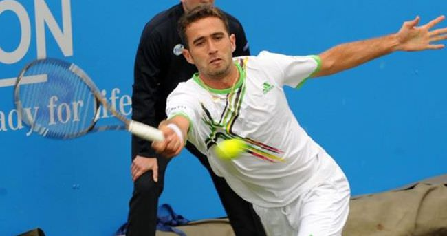 Marsel İlhan Djokovic tenis maçı sonucu