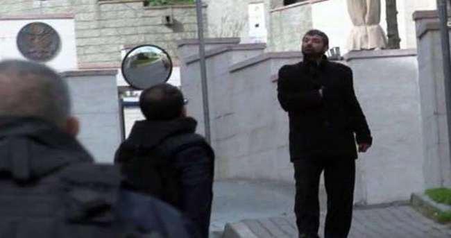 İstanbul ABD Başkonsolosluğu'nda canlı bomba alarmı