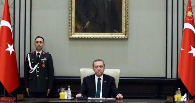 Erdoğan oda başkanlarıyla görüştü
