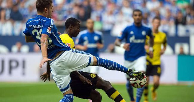 Bundesliga'da derbi heyecanı