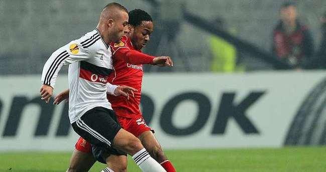 Beşiktaş, UEFA'da 7 basamak çıktı