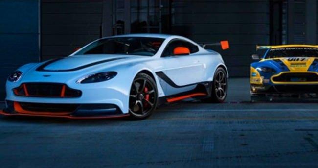 Aston Martin'den özel seri