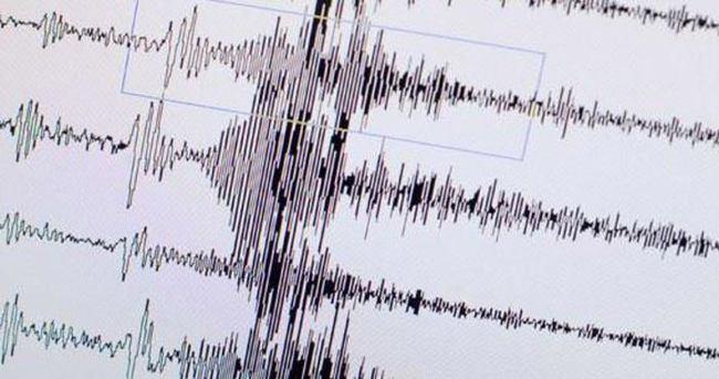 Akdeniz'de 5 büyüklüğünde deprem- Son depremler