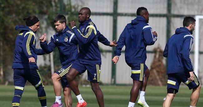Fenerbahçe tam kadro gitti