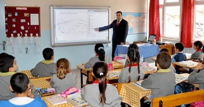 Öğretmene rotasyonda flaş gelişme!