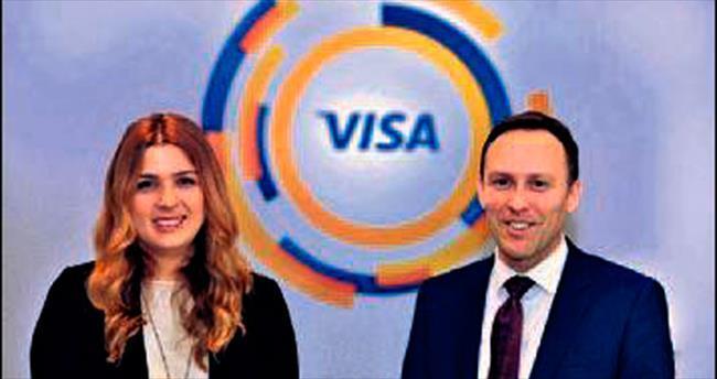 Visa ile dakikada 5 bin 500 işlem