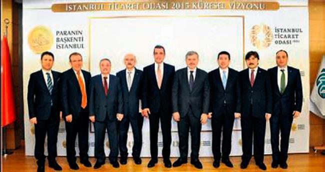 İstanbul'u paranın başkenti yapacağız