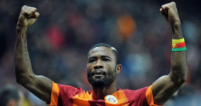 Chedjou, Fenerbahçe'nin golcüsünü yakaladı