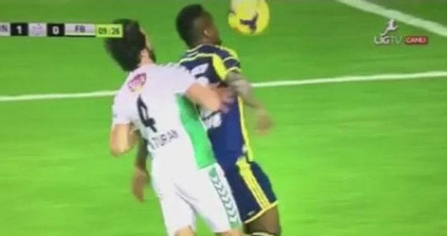 Fenerbahçeli taraftarları çıldırtan pozisyon!