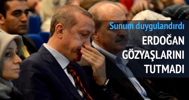Erdoğan 28 Şubat sunumunda ağladı