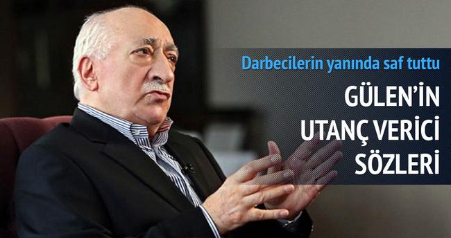 Fethullah Gülen'in 28 Şubat'taki utanç verici sözleri
