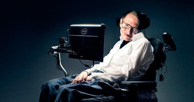Tekerlekli sandalyeden evrenin sırlarına...