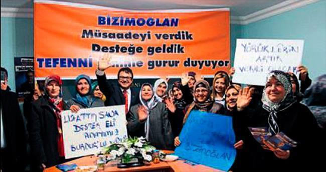 'Bizimoğlan'dan kampanya atağı