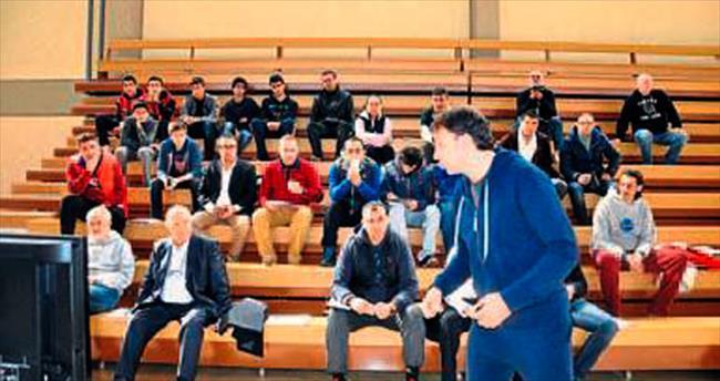 Tarsus'ta seminer