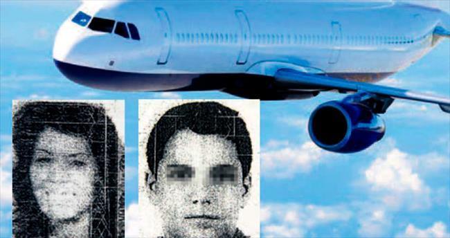 Uçakta taciz skandalı