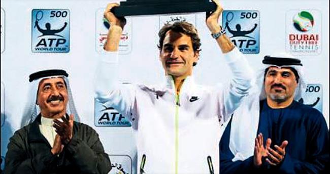 Mükemmel Federer